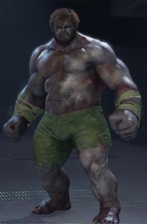 Hulk Tormented