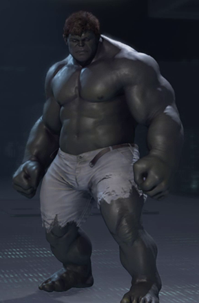 Hulk Turbulent