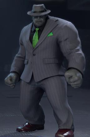 Hulk Pin Stripe