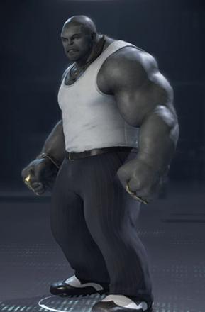 Hulk Knuckles