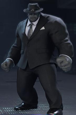 Hulk Just Joe