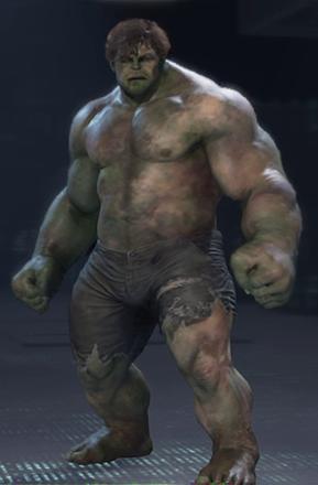 Hulk Unbroken