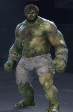 Hulk Shattered