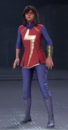 Ms. Marvel Awkward Champion