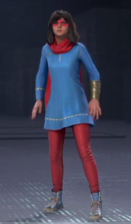 Ms. Marvel Detailed