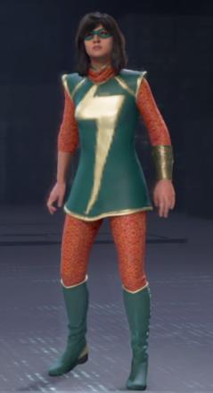 Ms. Marvel Social Buzz