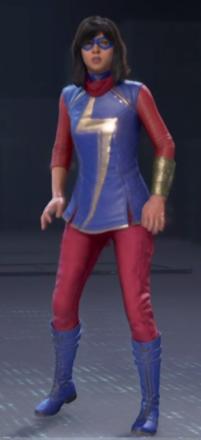 Ms. Marvel Iconic