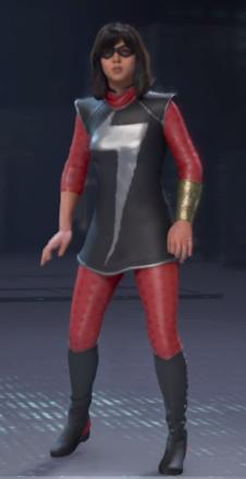 Ms. Marvel Super Famous