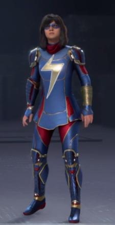 Ms. Marvel Stark Tech
