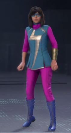 Ms. Marvel Teenage Hero