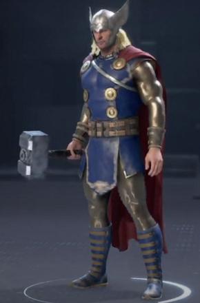 Thor Royal Aesirian