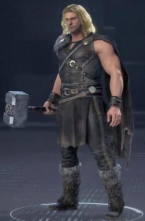 Thor Thunder Prince