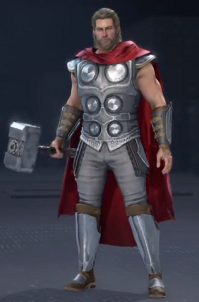 Thor Silverplate