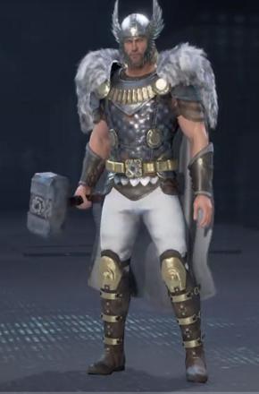 Thor Frost Walker