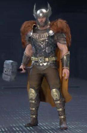 Thor Dawn Star