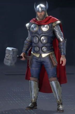 Thor War Cry