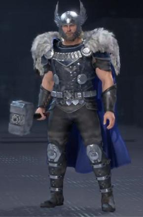 Thor Thundercloud