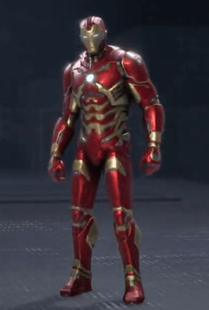 Iron Man Stark Tech