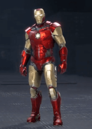 Iron Man Epiphany