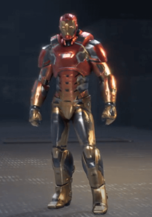 Iron Man Intergalactic