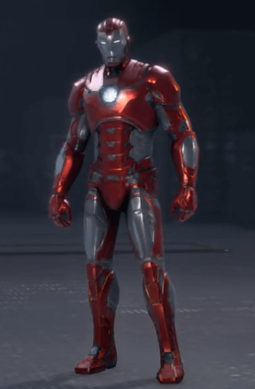 Iron Man Zero Defect