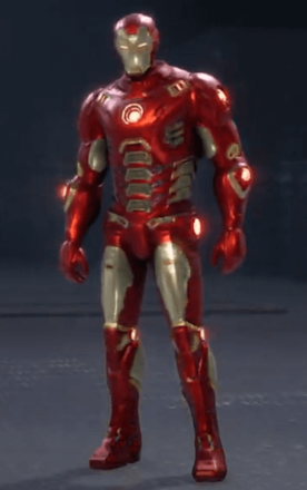 Iron Man Overclock