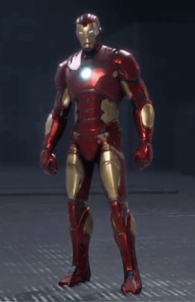 Iron Man Iconic Armor