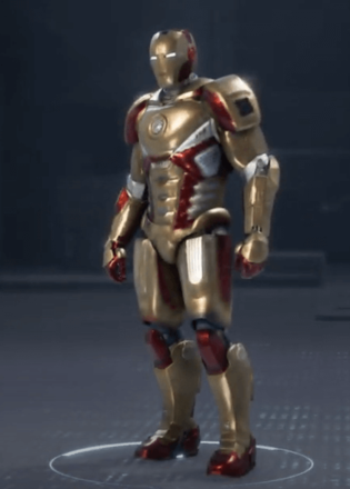 Iron Man Solaris