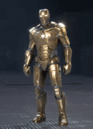 Iron Man Midas