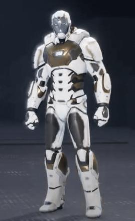 Iron Man Starboost Armor