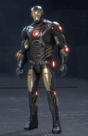 Iron Man Original Sin Armor