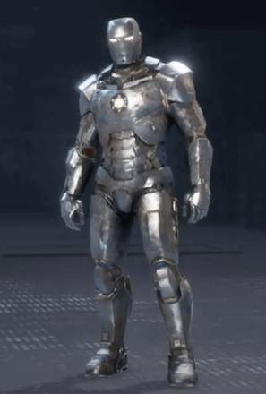 Iron Man Prototype Armor