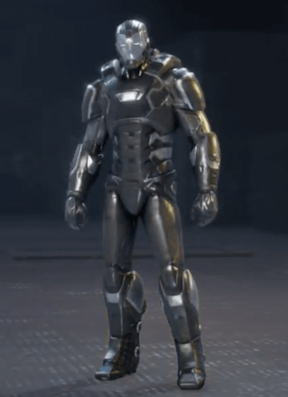 Iron Man Void Eater