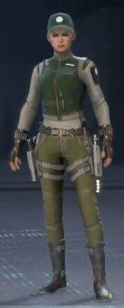 Black Widow Ranger