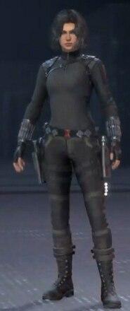 Black Widow Midnight