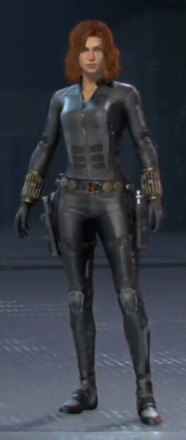 Black Widow Iconic