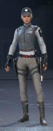 Black Widow Patrol