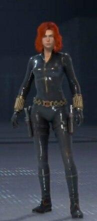 Black Widow Classic Stealth
