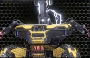 Mega Dreadbot