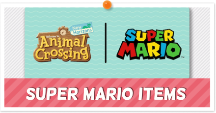 Animal Crossing New Horizons (ACNH) Super Mario Set.png