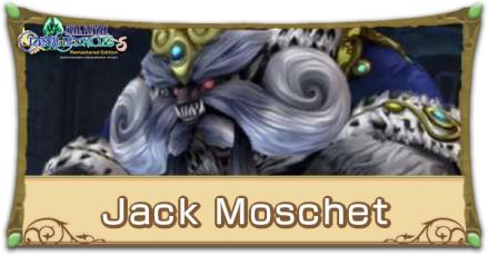 Jack Moschet Image