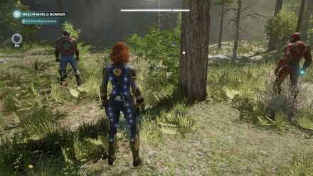 Avengers Forest Vault 10