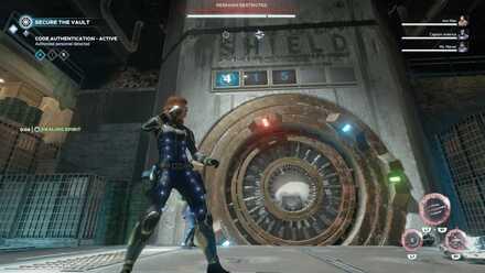 Avengers Forest Vault 11