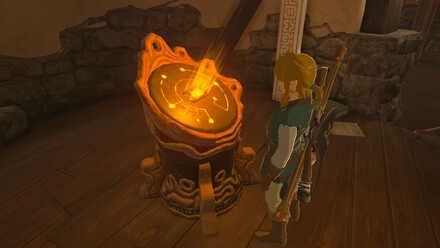 The Legend of Zelda Breath of the Wild (BotW) Fixing the Sheikah Slate.jpg