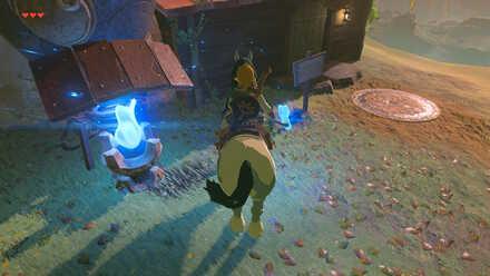 The Legend of Zelda Breath of the Wild (BotW) Lighting the Lab