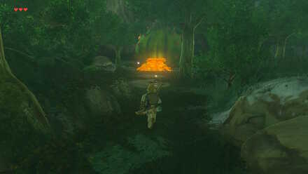 The Legend of Zelda Breath of the Wild (BotW) Finding the Great Fairy Fountain.jpg