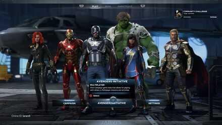 Avengers Initiative Main Menu.jpg