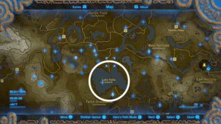 A Wife Washed Away Walkthrough Zelda Breath Of The Wild Botw Game8 From the day of their marriage he began to grow smaller and weaker. a wife washed away walkthrough zelda