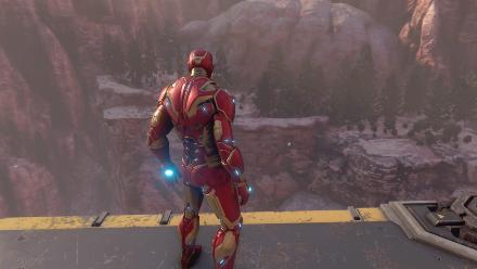 Avengers Desert Vault
