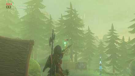 The Legend of Zelda Breath of the Wild (BotW) Defeating Monster Camp.jpg